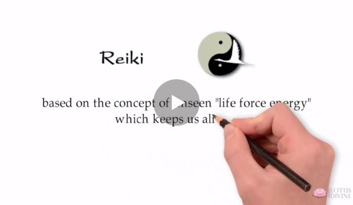 Lotus Divine What is Reiki